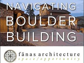 Building In Boulder County - Presumptive Size