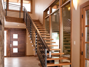 Stairway To A Remodel