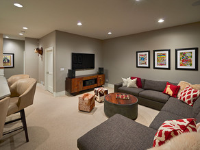 Tackling The Unfinished Basement