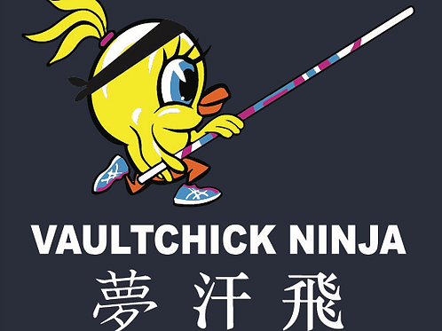 Vaultchick Ninja Tee