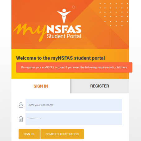 How do I apply for NSFAS?