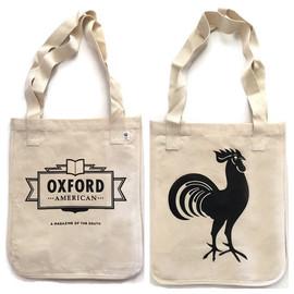 Oxford American tote bags
