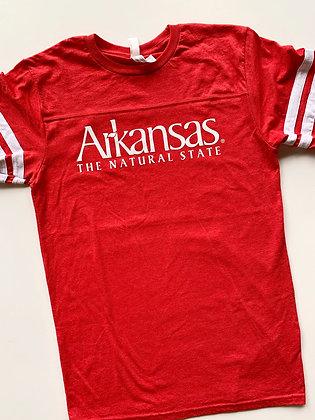 Arkansas 70s tee