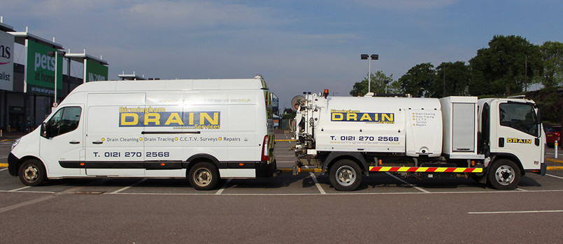 Birmingham Drain Services Ltd