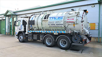 Find your local hazardous and non-hazardous vacuum tankers for removing waste water, sewage liquids, solid matter from hard-to-reach areas such as, interceptors, cesspits, gullies and culverts.  They are great for cleaning up floods, overspills, grease traps and even emptying ponds.  They are fitted with high pressure water jetting for deep cleaning and have a powerful vacuum for removing all kinds of debris and liquids. Ideal for intended uses for domestic, commercial and industrial situations, they are fully registered with a waste carriers' licence for the correct disposal to waste sites.