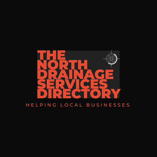 The Logo for The North Drainage Services Directory