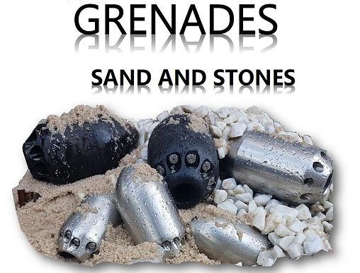 Grenades Nozzles!  ROBERTO BRUNA - Design, manufacture and distribution of high-quality HPWJ nozzles.