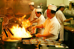 Take Away Services work with grease management company...