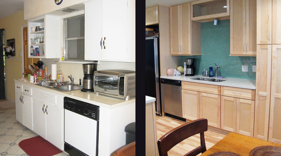 Before-After Kitchen
