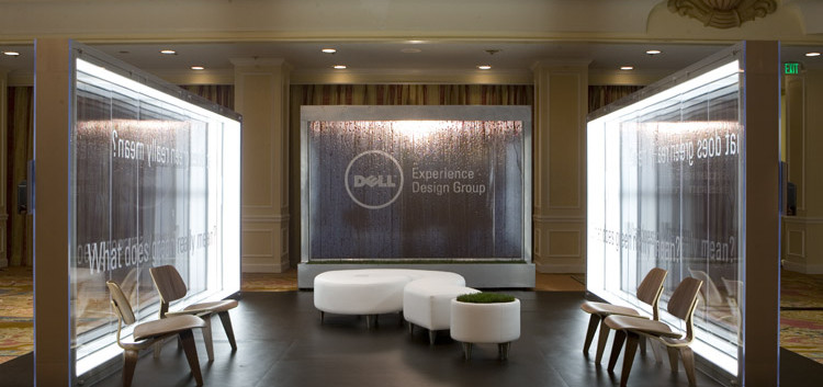 Dell Trade Show Booth