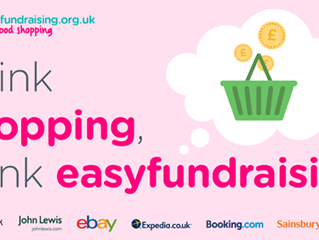 Easy Fundraising = Easy Support