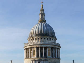 Donation from St Pauls Cathedral!