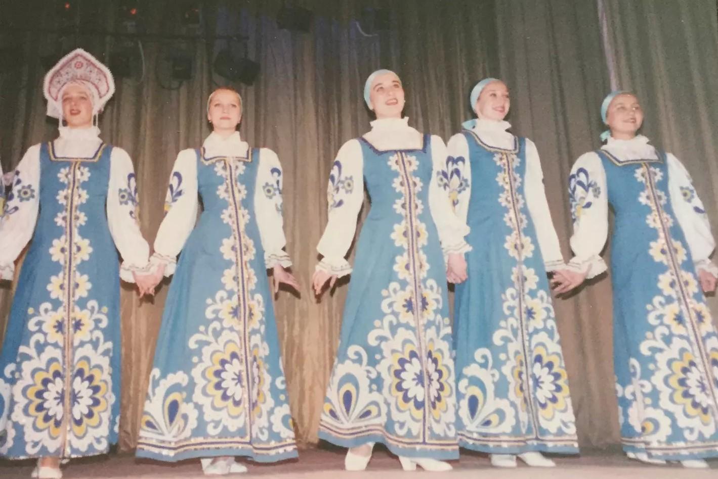 Хоровод 1995