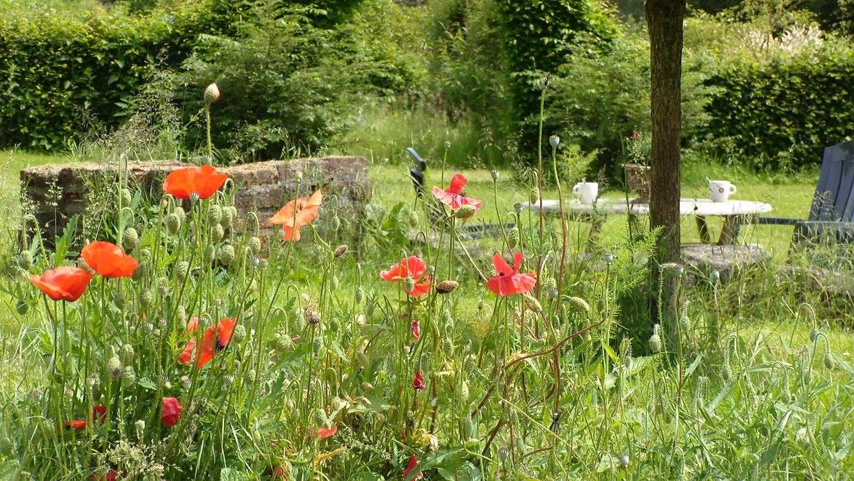 Pause Jardin