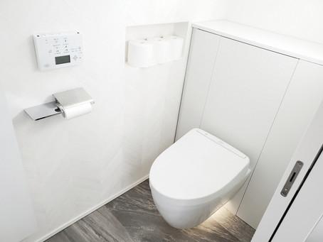 最新のトイレのスゴさ