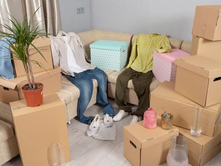 床にものを置かないだけで散らからない家になる!