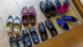 リノベーションで実現する散らからない家 〜靴の並ばない玄関〜