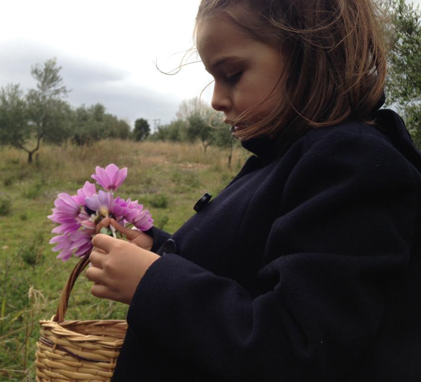 "Wild flowers for ""Granny"""