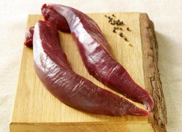 Filet mignon de biche ( 350 g environ )