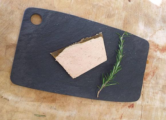 Mousse de foie de porc maison