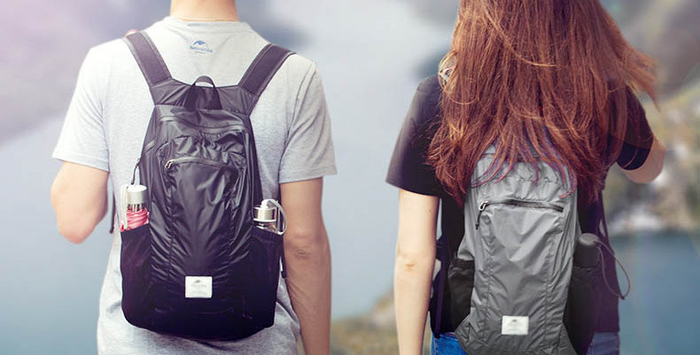 Water resistant Pocket Backpack