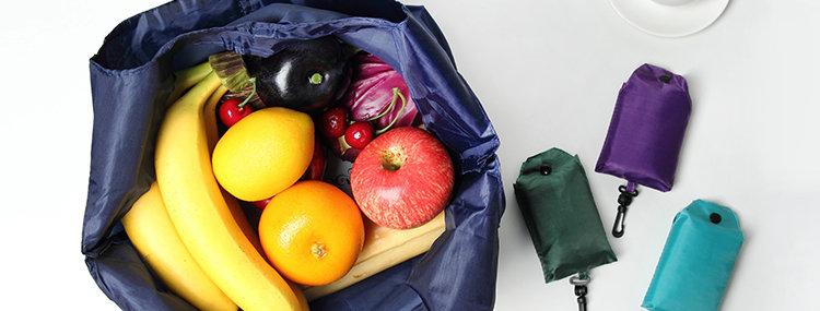 'Carry Anywhere' Pocket Shopping Bag