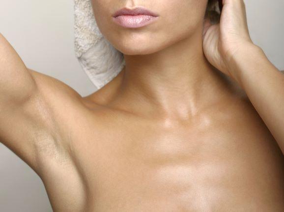 Woman skin care - arm pit.jpg
