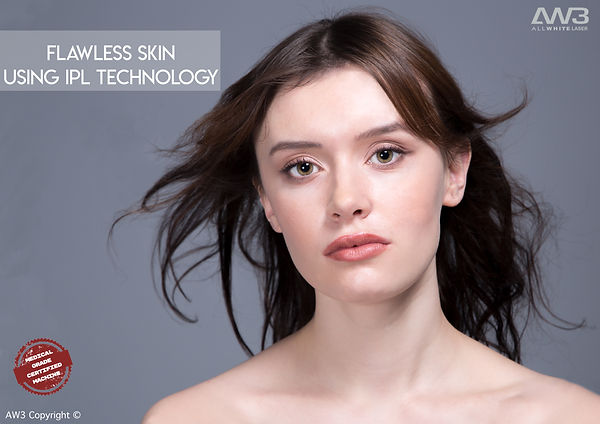 the hollywood peel, carbon laser treatment