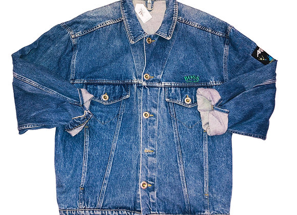 Hugo Boss Vintage Denim Jacket