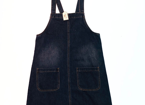Vintage Denim Dress