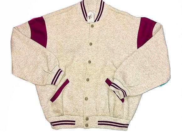 Vintage Bomber Sweatshirt