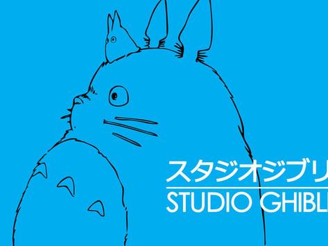 RANKING STUDIO GHIBLI'S FILMS