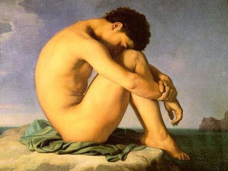 "THE HOMO-UNCONSCIOUSNESS: AN ANALYSIS OF ""FIGURE D'ETUDE"""