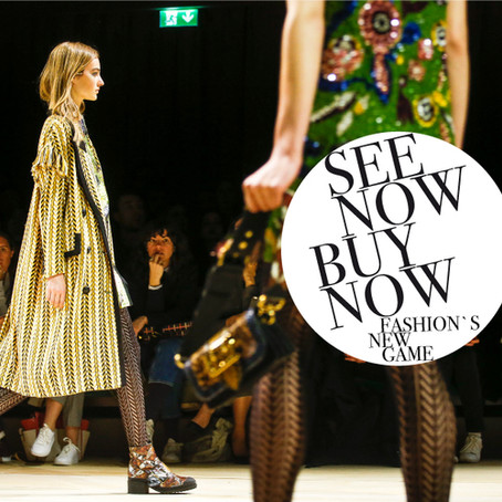 "Is the ""See-Now, Buy-Now"" Fashion the Ultimate Villain for Sustainability? Not Necessarily"