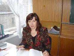 Мосолова Наталія Вікторівна