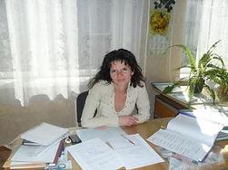 Горбонос Наталія Олександрівна