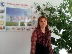 Хрідочкіна Марина Олексіївна