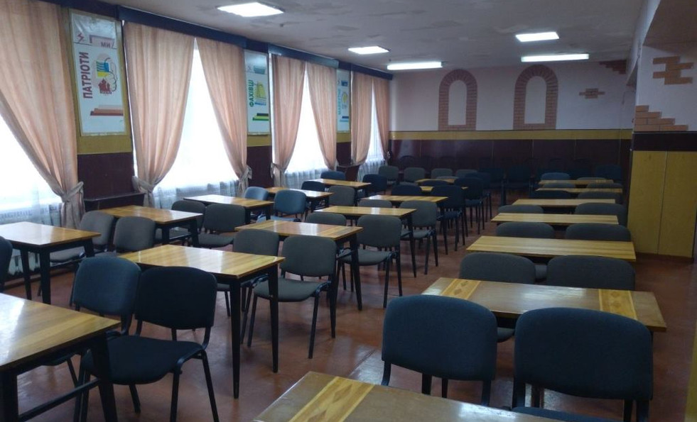 Читальна зала бібліотеки
