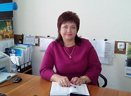 Циновнік Тетяна Вікторівна