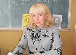 Островська Любов Василівна