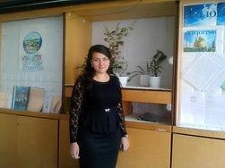 Бабієва Тетяна Олегівна