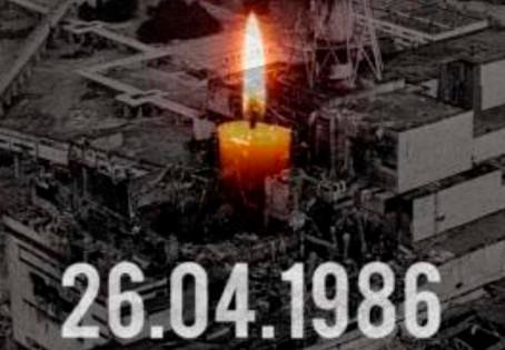 Виховний проєкт «Тривожні дзвони Чорнобиля»