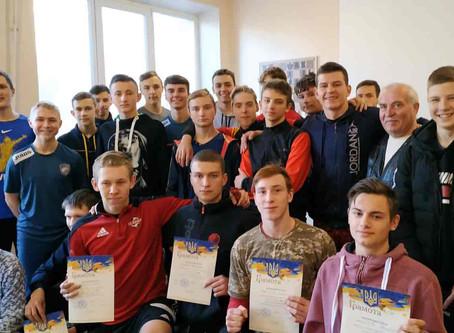Військово-спортивний квест до Дня Збройних сил України