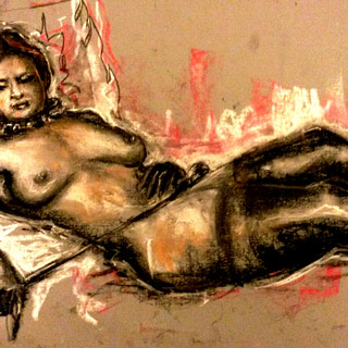 The Mistress from the Artgasmica Series by Salena Angel