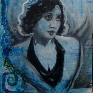"""""""20's Blues"""" by Salena Angel"""