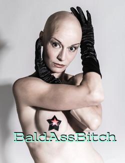 BaldAss Bitch. By Salena Angel