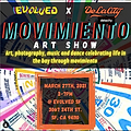 Art show at evolved 4 21.png