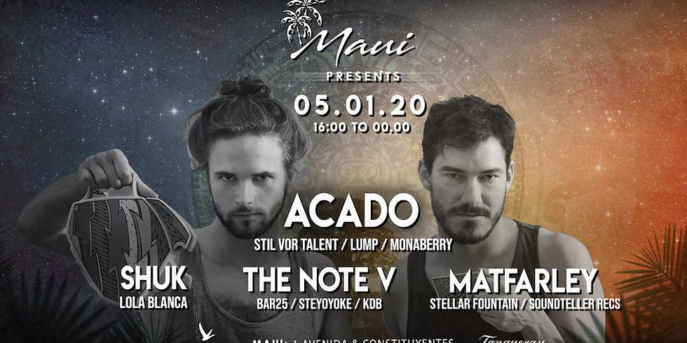 ACADO MX TOUR AT MAUI SUITES