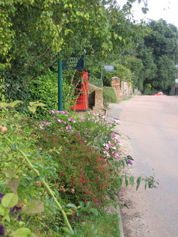 Stiffkey village