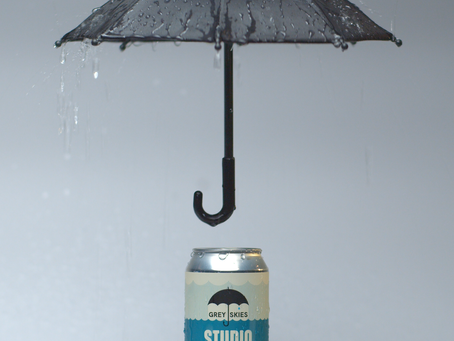It Rains, We Pour - A Greyskies Beer Spec Ad